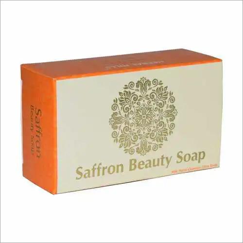 Natural skin Care Soap - Saffron Beauty Soap