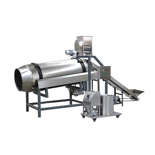 Automatic Stainless Steel Rice Puff Cleaner Machine