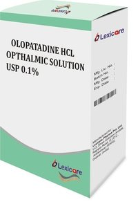 Olapatadine Hcl Opthalmic Solution