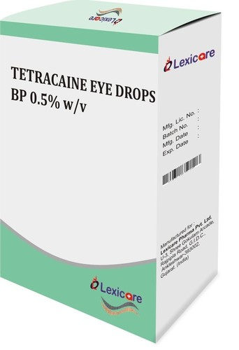 Tetracaine Eye Drops