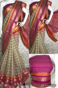 KERELA COTTON SAREE