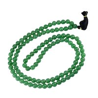 8 mm Round Green Onyx Gemstone Handmade Jewelry Manufacturer Rosary Jaipur Rajasthan India