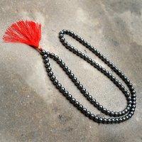 Handmade Jewelry Manufacturer Hematite Gemstone Rosary Jaipur Rajasthan India