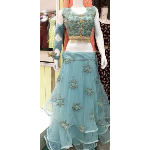 Salwar Suits Fabrics