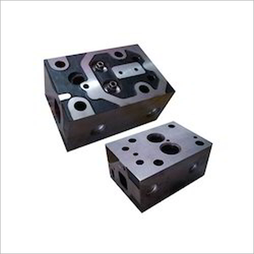 Automobile Cylinder Head