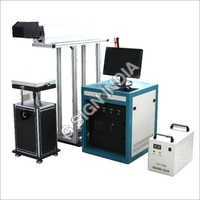 Metal Marking Laser Machine