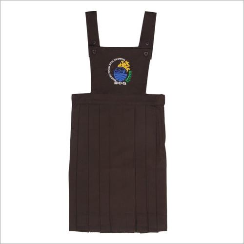 Girls School Dungaree Uniform