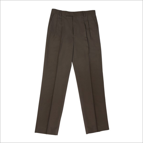Brown School Boy Pant
