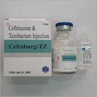 ceftriaxone tazobactum