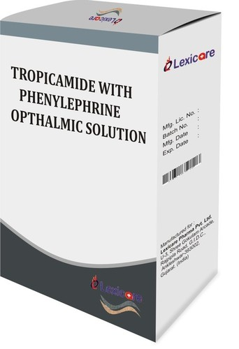 Tropicamide Opthalmic Solution