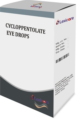 Cyclopentolate Eye Drops