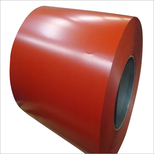 Colour Coated Galvanised Coil