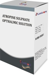 Atropine Sulphate Opthalmic Solution