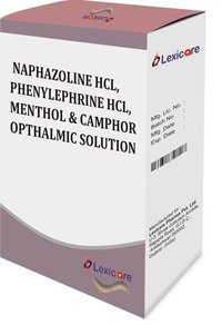 Naphazoline Hcl Opthalmic Solution