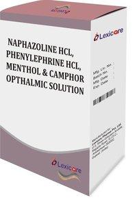 Naphazoline Hcl Opthalmic Solution