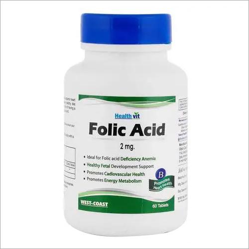 Folic acid,  5G