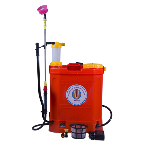 2 in 1 Battery and Manual Sprayer