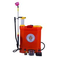 2)	2 in 1 Battery and Manual Sprayer