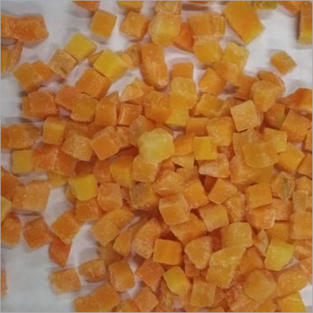 Frozen Diced English Carrot