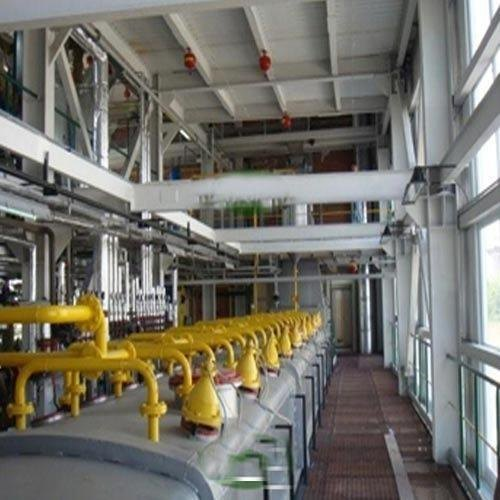 Automatic Solvent Extraction Plant