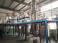 Vegetable Oil Refining Plant