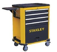 Roller Cabinet With - 4 Drawer