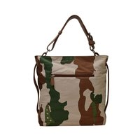 Camouflage Canvas Shoulder Bag