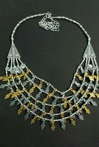 Designer Metal Necklace