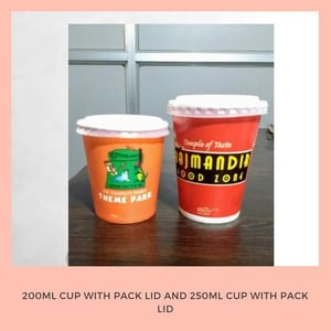 250 ml paper cup