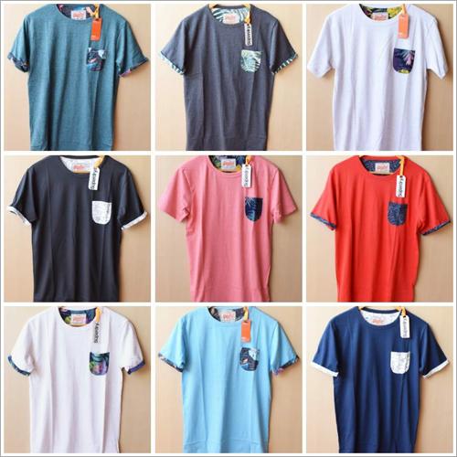Mens Surplus Plain T-Shirt