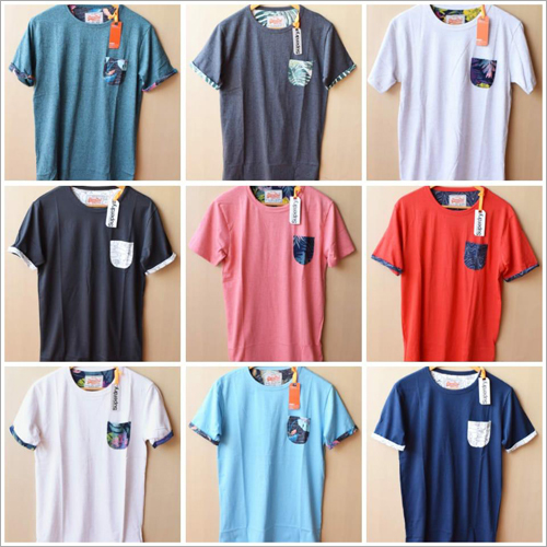 Mens Surplus Plain T-Shirt