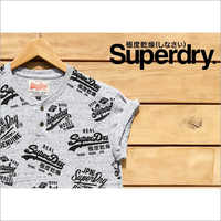 Mens Surplus Printed T-Shirt