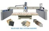 Bridge Type Kadappa Stone Tile Cutting Machine