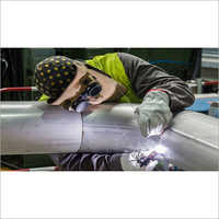 SS Pipeline Fabrication Service