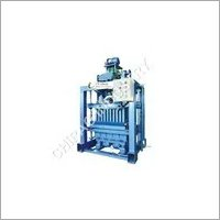 Multifunctional Block Making Machine