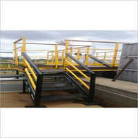 Industrial MS Staircase