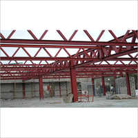Mild Steel Structure Fabrication