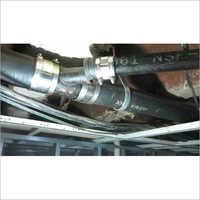 Cast Iron Pipeline Plumbing Service