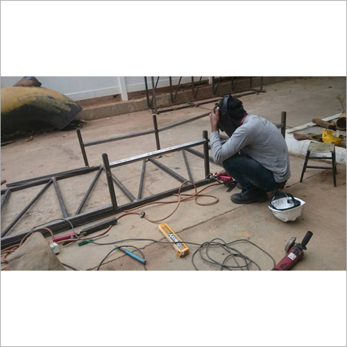 Gas Cutting Fabrication Service