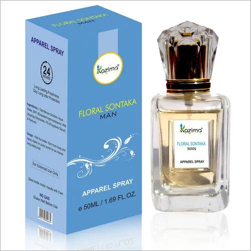 KAZIMA Floral Sontaka Spray Perfume