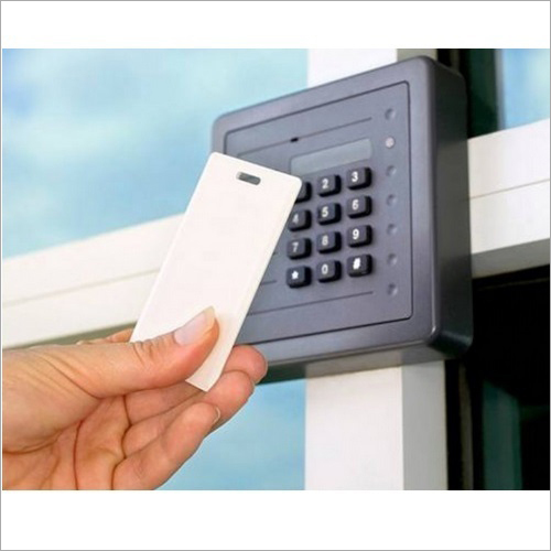 Electronic Access Control Card