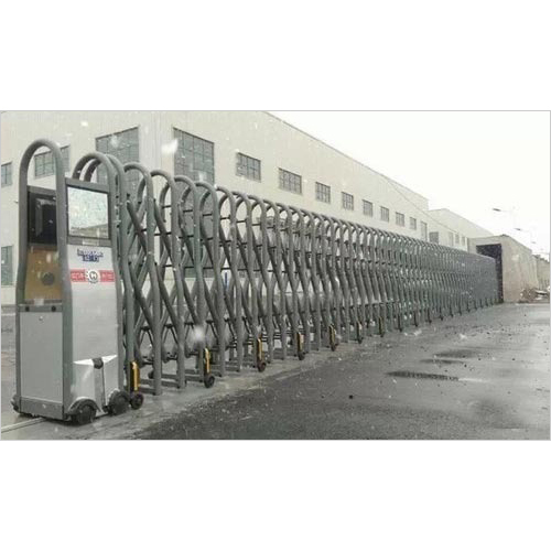 Articulated Sliding Gates