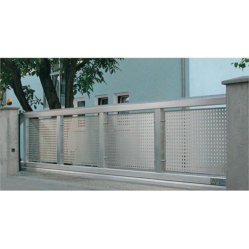 SS Design Sliding Gate