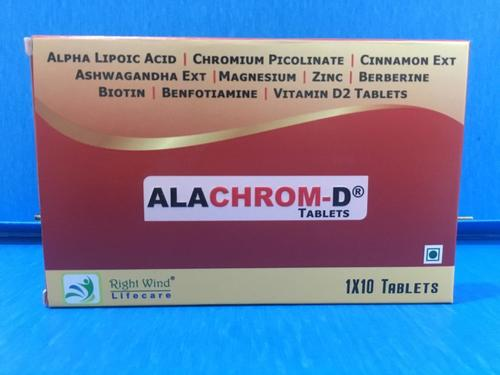 ALACHROM D TABLET