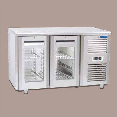 White 2 Door Undercounter Chiller & Freezers