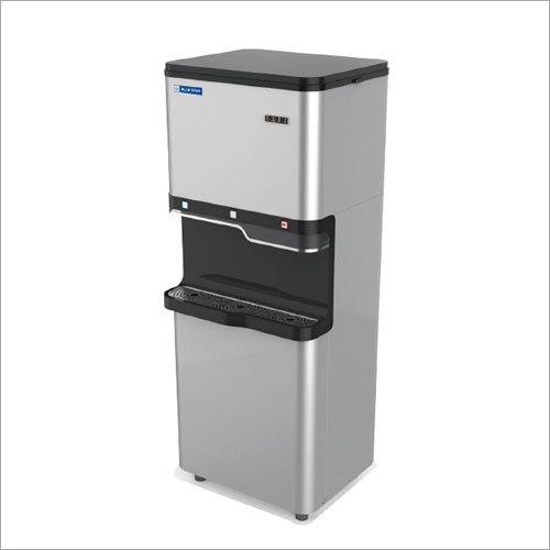Floor Standing Water Dispenser With Refrigerator