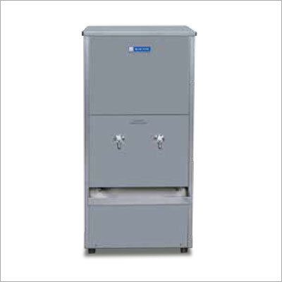 2 Taps Silver Color Water Cooler