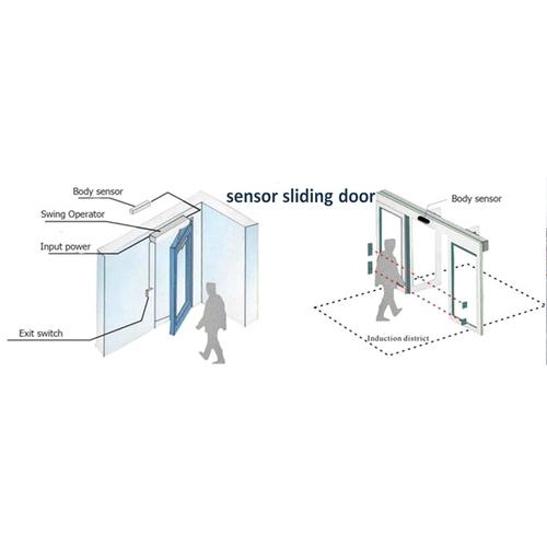Sensor  Door