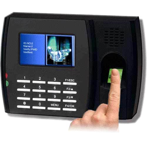 Bio-Metric Access Control