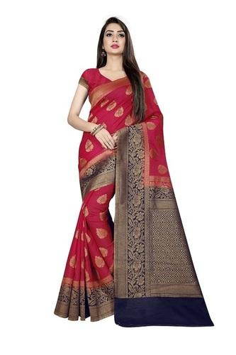 Art Banarasi Silk Sarees For Women
